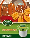 Green Mountain Coffee Fair Trade Gingerbread, K-Cup Portion Pack for Keurig Brewers 24-Count
