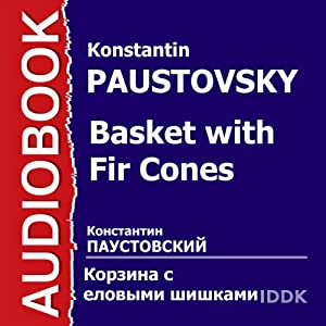 Basket with Fir Cones [Russian Edition] Radio/TV Program