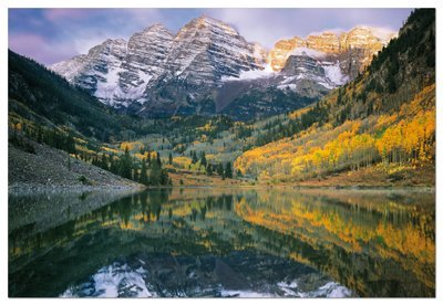 Cheap Fun Educa Borras 3000 Piece Puzzle – Maroon Bells, USA (B00289W784)