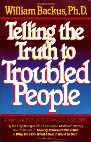 Telling the Truth to Troubled People087127258X : image