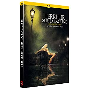 TERREUR SUR LA LAGUNE [Bluray/Dvd/Cd] [Blu-ray]