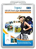 i-gotU GT-120 Travel Blog Master (USB GPS, Data Logger, SiRF III Chipset) (Bumper Case, Data Cable and Software Included) (GT-120)
