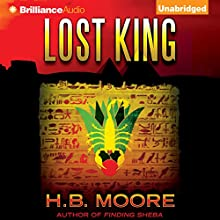 Lost King: An Omar Zagouri Thriller, Book 2 (       UNABRIDGED) by H. B. Moore Narrated by Bon Shaw