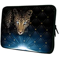 13 inch Cheetah Rules the Planet Notebook Laptop Sleeve Bag Carrying Case for most of MacBook, Acer, ASUS, Dell, HP, Lenovo, Sony, Toshiba