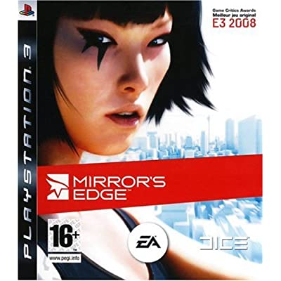 Mirror's Edge 51u3mtavXGL._SS400_