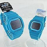 [カシオ]CASIO 腕時計 メーカー1年間保証付き 専用ペアBOX カシオ 時計 Gショック×ベビーG ペアウォッチ タフソーラー ペアモデル ブルー GW-M5610MD-2JF BGD-5000MD-2JF レディース メンズ【無料ラッピング】[並行輸入品]