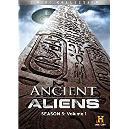 Ancient Aliens: Season 5 Volume 1