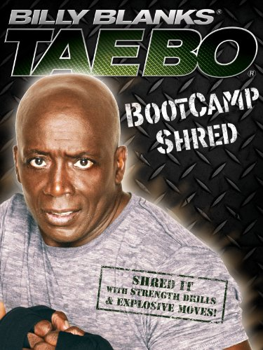 Billy Blanks: Tae Bo Bootcamp Shred