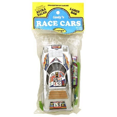 Buy Energy Club Candy 'n Race Cars, 0.5-Ounce Bags (Pack of 12) (Energy Club, Health & Personal Care, Products, Food & Snacks, Snacks Cookies & Candy, Candy)