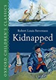 Cover of Kidnapped by Robert Louis Stevenson 019276358X