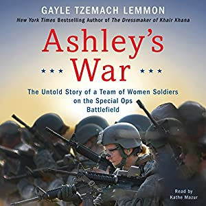 Ashley's War Audiobook