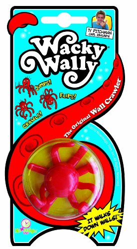 Nowstalgic Toys Inc. Nowstalgic Toys Wacky Wally, The Original Wall Crawler