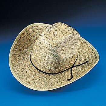 Child Western Hat with Band (1 ct) (1 per package)