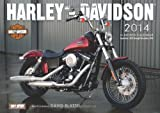 Harley-Davidson 2014: 16 Month Calendar - September 2013 through December 2014