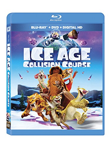 Ice Age: Collision Course [USA] [Blu-ray]
