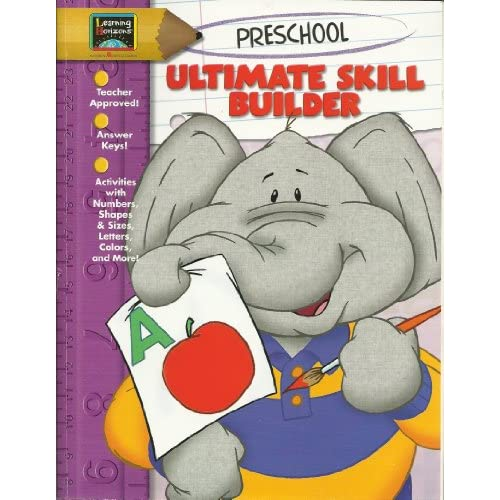 Preschool (Ultimate Skill Builders) (Sep 2004)