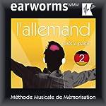 Earworms MMM - l'Allemand: Prêt à Partir Vol. 2 |  earworms MMM