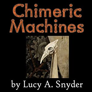 Chimeric Machines Audiobook