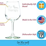 My-Therapy-Funny-Wine-Glass-13-oz-Best-Christmas-Gifts-For-Women-Unique-Birthday-Gift-For-Her-Humorous-Xmas-Present-Idea-For-a-Mom-Wife-Girlfriend-Sister-Friend-Coworker-or-Daughter