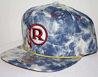 Mitchell & Ness Mens Chicago Bulls Acid Wash Snapback Hat by Mitchell & Ness