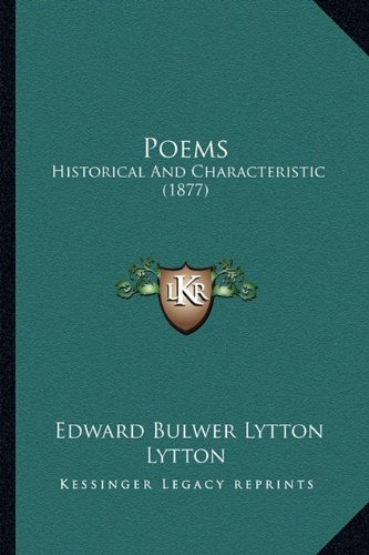 Poems: Historical and Characteristic (1877)