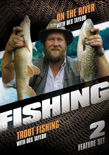 Fishing: On the River & Trout Fishing [DVD] [Region 1] [US Import] [NTSC]