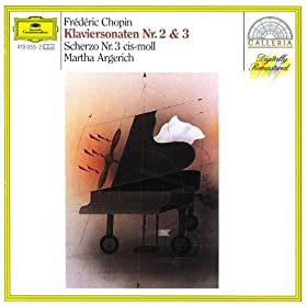 Chopin: Piano Sonata No.2 in B flat minor, Op.35 - 2. Scherzo - Pi� lento - Tempo I