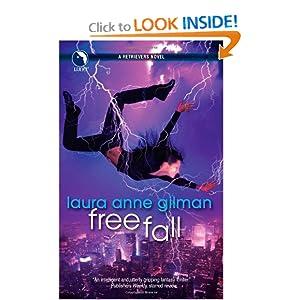 Free Fall (Retrievers, Book 5) Laura Anne Gilman