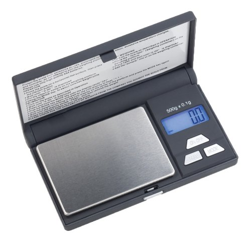 Ohaus YA Gold Hand-Held Jewelry Scale, 100g Capacity and 0.01g Readability