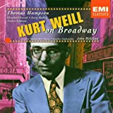 Kurt Weill On Broadwaypar John Mcglinn