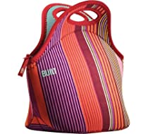 Hot Sale Built Gourmet Getaway, Large Insulated Lunch Bag, Stripes