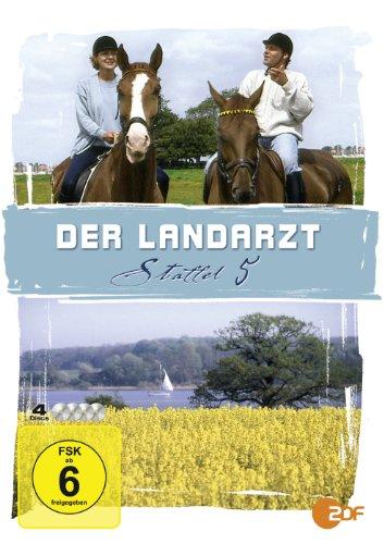 Der Landarzt - Staffel 5 (Jumbo Amaray - 4 DVDs)