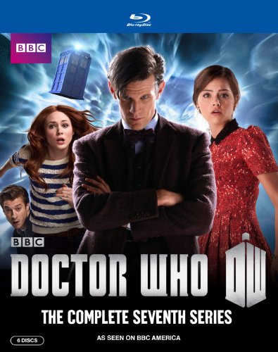 Doctor Who: The Complete Seventh Series (Blu-ray), Mr. Media Interviews