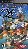 Ys Seven - PlayStation Portable Standard Edition