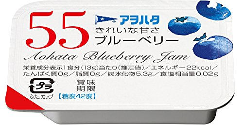 アヲハタ 55 ブルーベリー 13g×24個