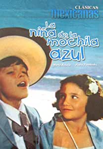 Amazon.com: La niña de la mochila azul [NTSC/Region 1&4 dvd. Import