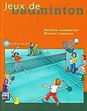 echange, troc PATRICIA Lammertyn - Jeux de badminton