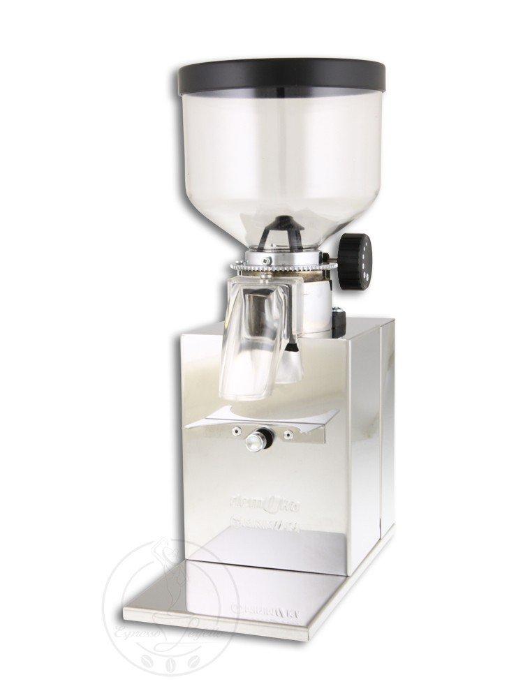 DEMOKA M203 Espressomühle  Überprüfung und Beschreibung