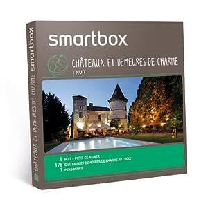 SMARTBOX - Coffret Cadeau - Châteaux et demeures de charme