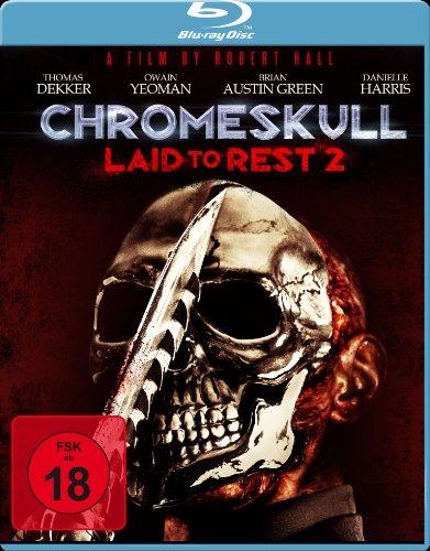 Chromeskull - Laid to Rest 2 [Alemania] [Blu-ray]