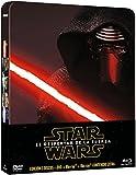 Star Wars: El Despertar De La Fuerza - Edici�n Met�lica (DVD + Blu-ray) [Blu-ray]