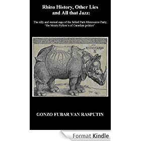 Rhino History, Other Lies and All That Jazz