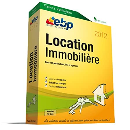 EBP Location Immobilière 2012 version 50 Lots