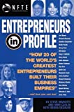 51u4ZUKoyaL. SL160  Entrepreneurs in Profile: How 20 of the Worlds Greatest Entrepreneurs Built their Business Empires ...and How You Can Too!