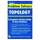 Topology Problem Solver (Problem Solvers Solution Guides)
