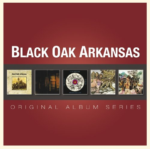 Black Oak Arkansas - Original Album Series: If An Angel Came To See You, Would You Make Her Feel At Home? - Zortam Music