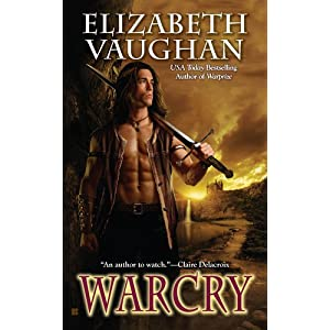 Warcry by Elizabeth Vaughan