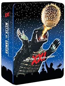 Mystery Science Theater 3000 - XXI: MST3K Vs. Gamera. [Limited Edition]