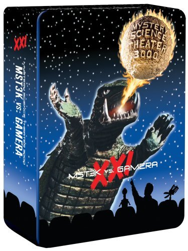 MST3K Vs. Gamera: Mystery Science Theater 3000, Vol. XXI [Deluxe Edition]