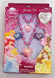 Disney Princess Jewelry set/ rings /bracelet/necklace